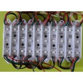 UCS1903 Led Pixel Module 12v 3LEDs 5050 RGB Light 20pcs