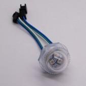 UCS1903 LED Pixel Module 3LEDs 5050 RGB 12V Transparent Cover