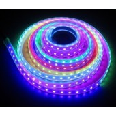 DC 12V TM1812 RGB Digital LED Strip Light With RF Controller