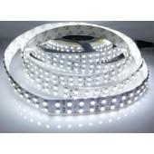 12V SMD 3528 5M 1200 LEDs White Strip Light Non Waterproof