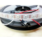 5V WS2811 RGB Strip Individually Addressable Pixel 60LEDs/M 60ICs/M