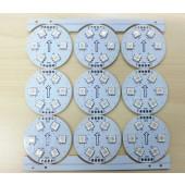 WS2811 Digital LED Circuit Board with 6 SMD5050 RGB LEDs 12V 20pcs