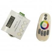 Colorful X2 WS2812B WS2813 WS2811 6803 1909 IC LED Pixel Digital Addressable LED Music Controller DC 5V-24V Pixel Strip Controller